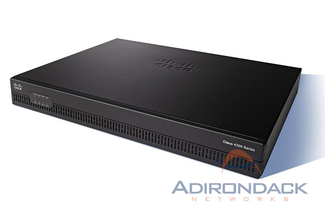 ISR 4321 Router