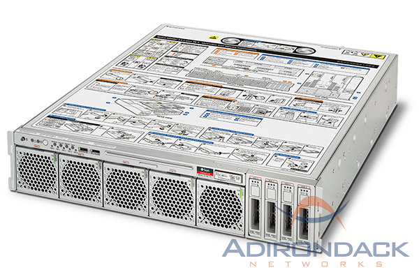 Oracle Netra SPARC T4-1 Server